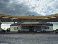 gas station / route 66